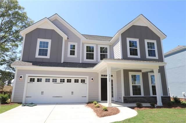 1720 Carrollton Drive, Indian Trail, NC 28079 (#3613911) :: High Performance Real Estate Advisors