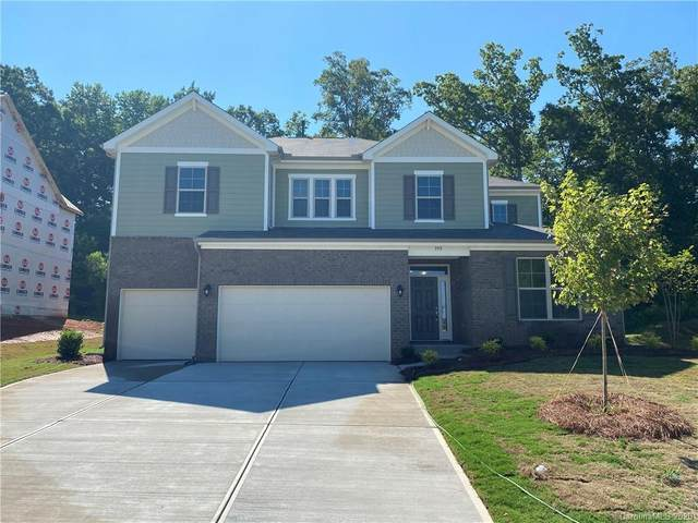 355 Pleasant View Lane SE #73, Concord, NC 28025 (#3616968) :: Carlyle Properties