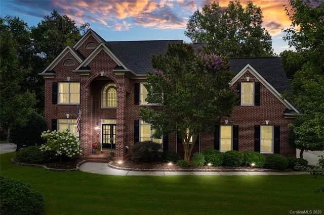 9435 St Barts Lane, Huntersville, NC 28078 (#3617255) :: Premier Realty NC