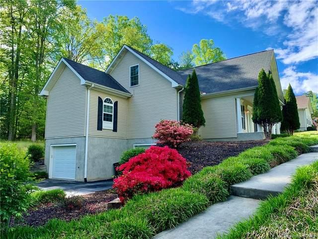 17 Sunset Ridge Drive, Etowah, NC 28729 (#3618653) :: Premier Realty NC