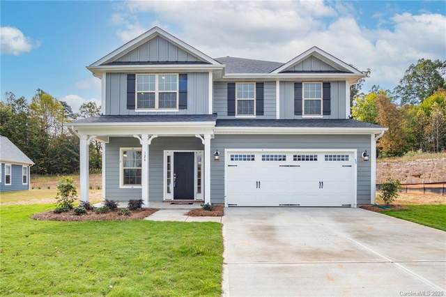 124 Sugar Hill Road #108, Troutman, NC 28166 (#3621169) :: Stephen Cooley Real Estate Group