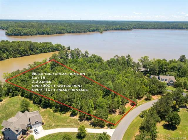 Lot 15 Tributary Drive, Fort Lawn, SC 29714 (#3624087) :: Carlyle Properties