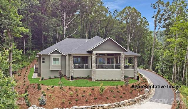00 Mary Lee Place 3-R, Waynesville, NC 28785 (#3626230) :: BluAxis Realty
