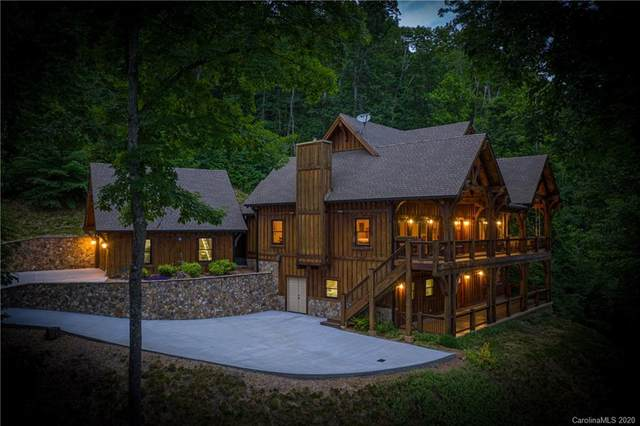 263 Hawks Crest Lane 36 & 37, Weaverville, NC 28787 (#3628578) :: LePage Johnson Realty Group, LLC