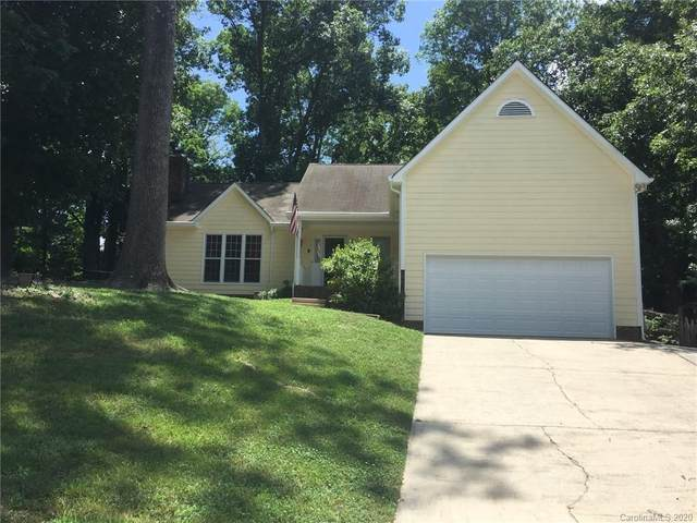 2304 Torrington Lane, Charlotte, NC 28262 (#3632320) :: Stephen Cooley Real Estate Group