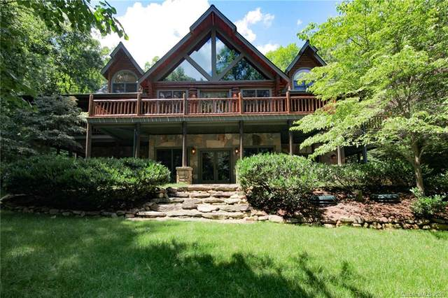437 Kalmia Road, Lake Lure, NC 28746 (#3637387) :: DK Professionals Realty Lake Lure Inc.