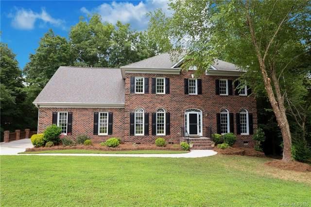 2048 Stoney Creek Drive NW, Concord, NC 28027 (#3639152) :: Johnson Property Group - Keller Williams
