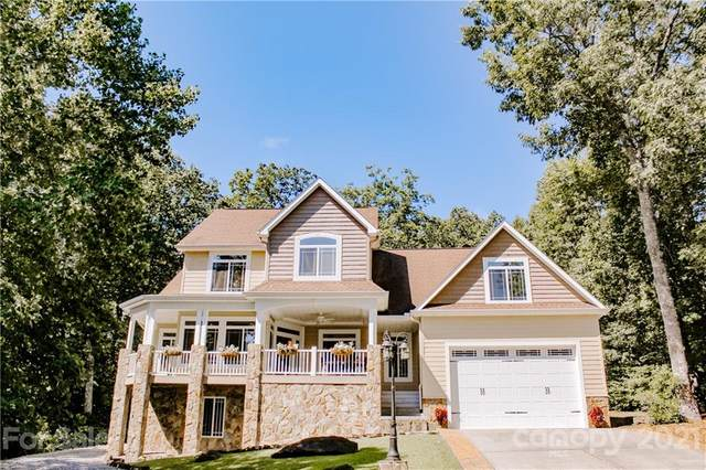130 Pine Tree Drive #126, Spruce Pine, NC 28777 (MLS #3647624) :: RE/MAX Journey