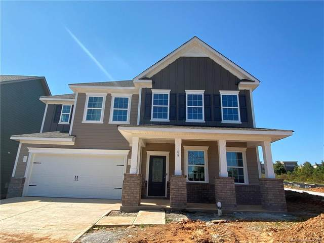 159 West Morehouse Avenue #5, Mooresville, NC 28117 (#3652165) :: High Performance Real Estate Advisors