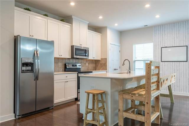 3047 Salix Bend Drive, Charlotte, NC 28205 (#3653624) :: Johnson Property Group - Keller Williams