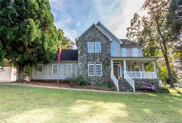 162 Saddlewood Lane, Statesville, NC 28625 (#3666567) :: Mossy Oak Properties Land and Luxury