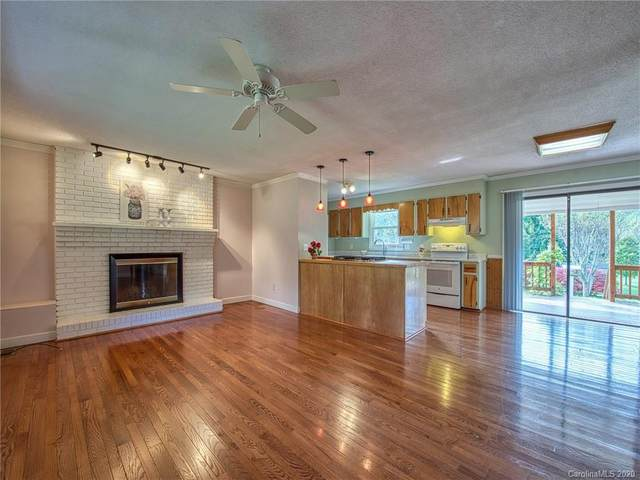 161 Green Drive, Waynesville, NC 28785 (#3669962) :: High Performance Real Estate Advisors