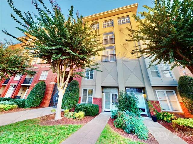 1320 Fillmore Avenue #103, Charlotte, NC 28203 (#3671483) :: Keller Williams South Park