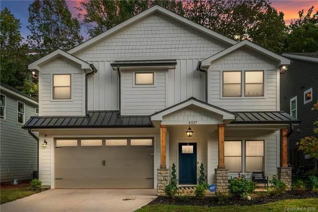 4337 Spring Street, Matthews, NC 28105 (#3672222) :: MartinGroup Properties
