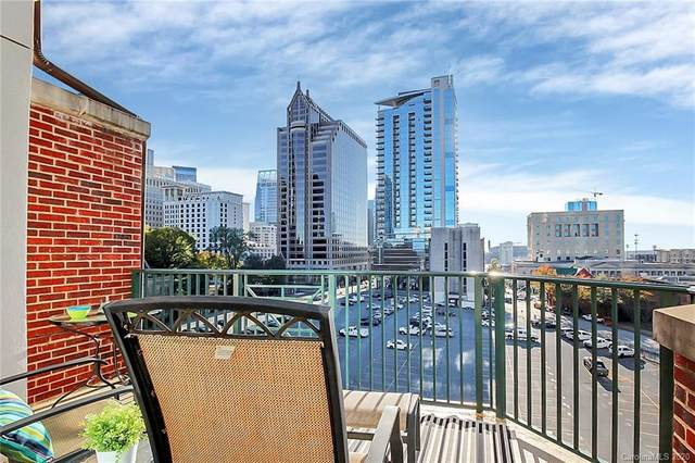 300 W 5th Street #723, Charlotte, NC 28202 (#3680691) :: LePage Johnson Realty Group, LLC