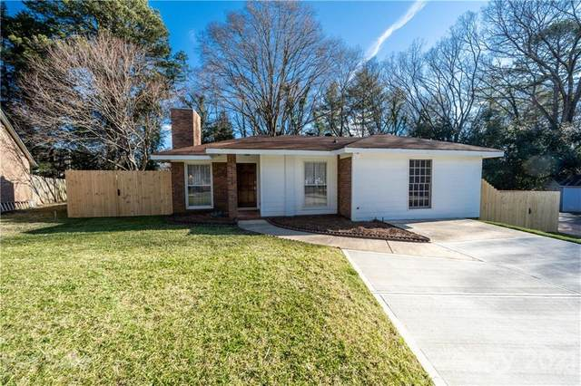 709 Penway Court, Charlotte, NC 28209 (#3706488) :: DK Professionals Realty Lake Lure Inc.