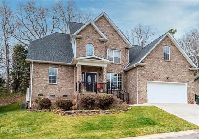 1255 10th St Place NW, Hickory, NC 28601 (#3711804) :: The Allen Team