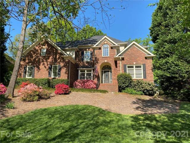 16410 Riverpointe Drive, Charlotte, NC 28278 (#3727704) :: The Ordan Reider Group at Allen Tate