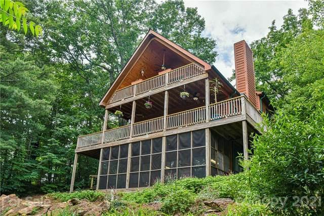 71 Fairview Hills Drive #0, Fairview, NC 28730 (#3745081) :: Keller Williams Professionals