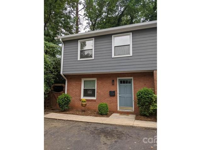 638 Chipley Avenue #9, Charlotte, NC 28205 (#3745104) :: Home and Key Realty