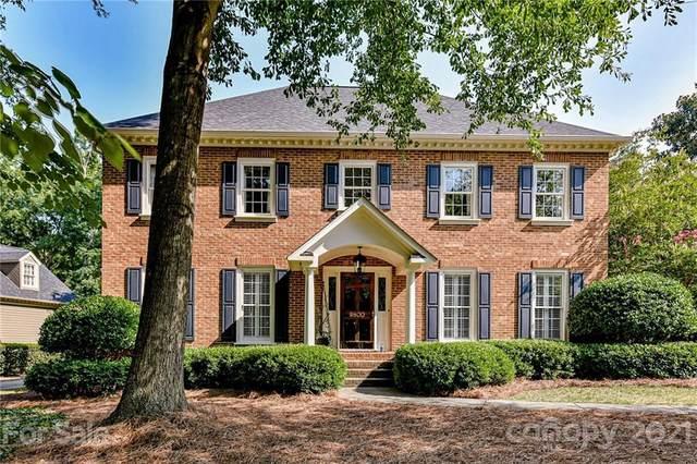 9800 Chatham Oaks Trail, Charlotte, NC 28210 (#3760207) :: Home and Key Realty