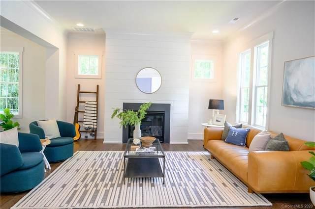 2831 Springway Drive, Charlotte, NC 28205 (#3570486) :: Charlotte Home Experts