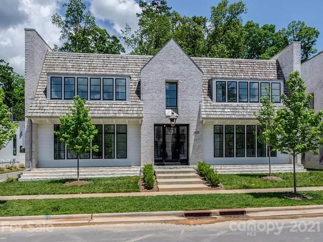 2825 Kenwood Sharon Lane, Charlotte, NC 28211 (#3572312) :: BluAxis Realty