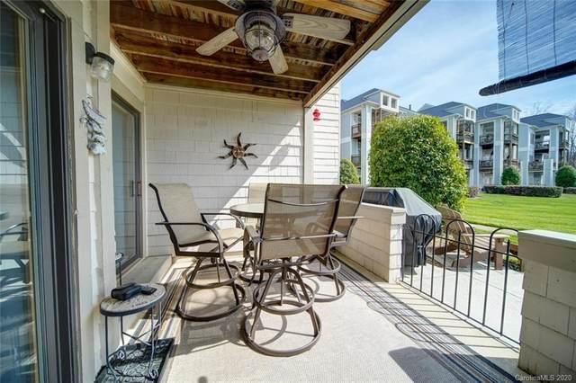 18701 Nautical Drive #103, Cornelius, NC 28031 (#3605097) :: High Performance Real Estate Advisors