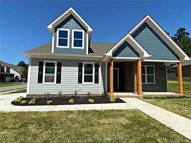 3903 13th Street NE, Hickory, NC 28601 (#3606673) :: High Performance Real Estate Advisors