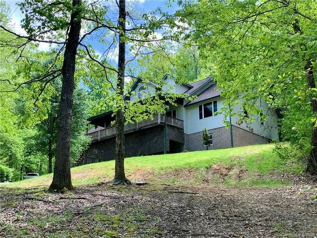 172 Double Ridge Road, Pisgah Forest, NC 28768 (#3617563) :: Rinehart Realty