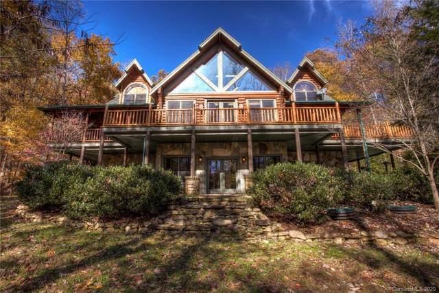 437 Kalmia Road, Lake Lure, NC 28746 (#3637387) :: High Performance Real Estate Advisors