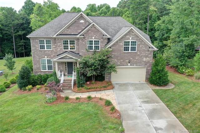 401 Cove Creek Loop, Mooresville, NC 28117 (#3637754) :: Rinehart Realty