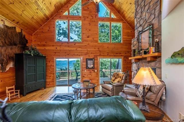 234 Fall Creek Road, Waynesville, NC 28785 (#3657789) :: Stephen Cooley Real Estate Group