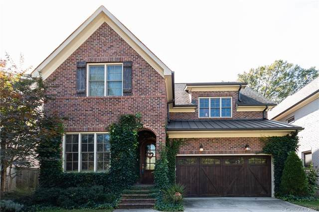 1922 Luther Street, Charlotte, NC 28204 (#3666524) :: High Performance Real Estate Advisors
