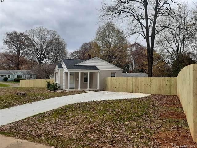 2101 Dickens Avenue, Charlotte, NC 28208 (#3676554) :: Austin Barnett Realty, LLC