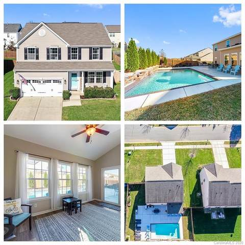 211 Elba Drive, Mooresville, NC 28115 (#3680568) :: IDEAL Realty