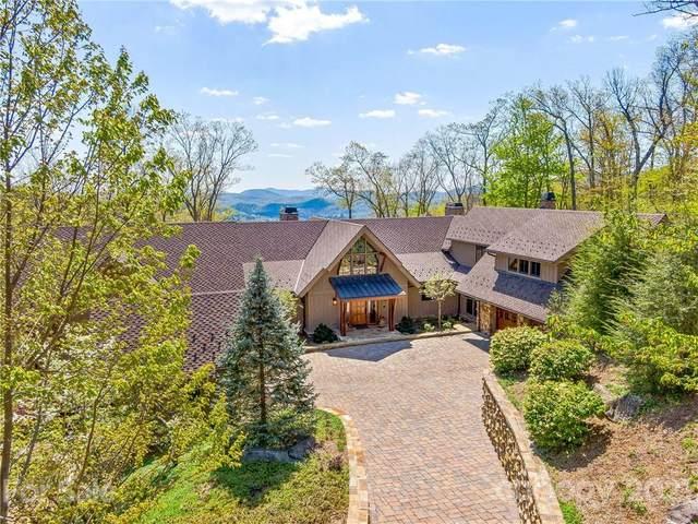 383 Eagle Ridge Road, Zirconia, NC 28790 (#3685279) :: BluAxis Realty