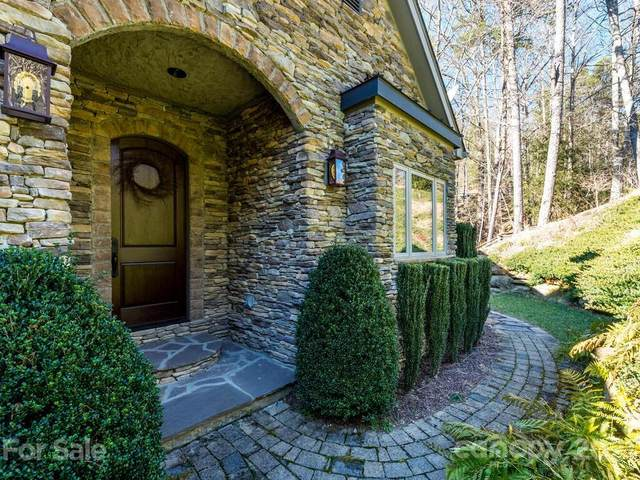 56 Sky Vista Lane, Hendersonville, NC 28792 (#3703954) :: The Allen Team