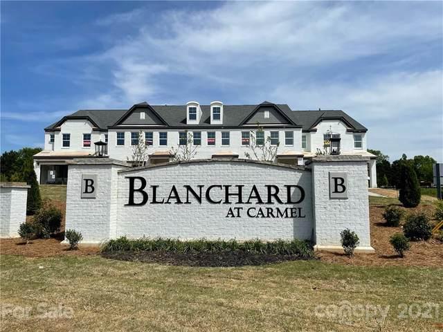 4816 Blanchard Way Lot 9, Charlotte, NC 28226 (#3708113) :: Carlyle Properties