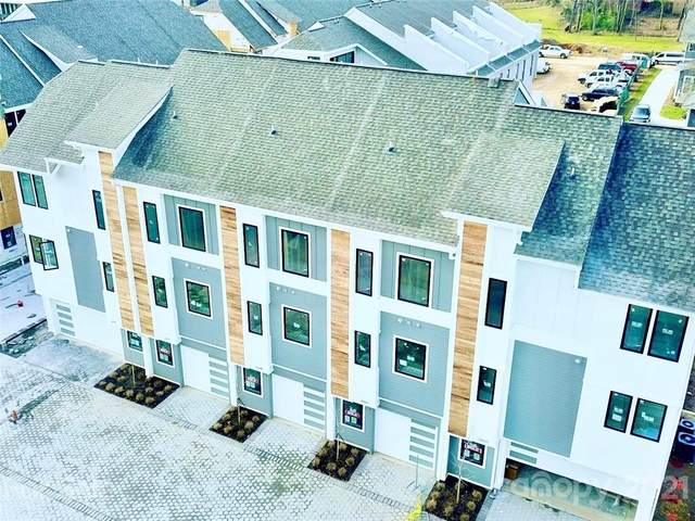 2721 Shenandoah Avenue #23, Charlotte, NC 28205 (#3710154) :: Carlyle Properties
