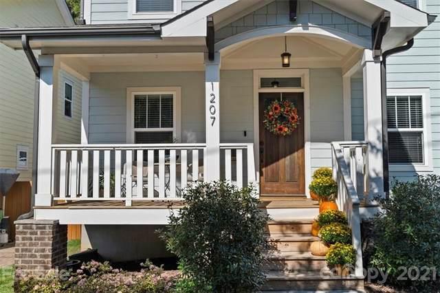 1207 Pinecrest Avenue, Charlotte, NC 28205 (#3790969) :: Briggs American Homes