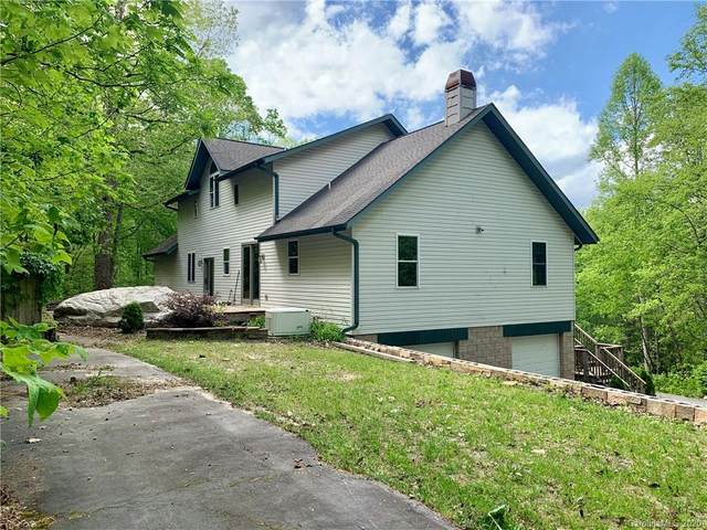 172 Double Ridge Road, Pisgah Forest, NC 28768 (#3617563) :: Stephen Cooley Real Estate Group