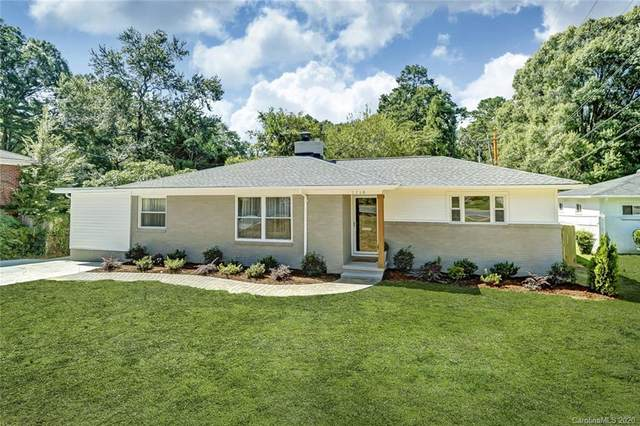 2218 Shamrock Drive, Charlotte, NC 28205 (MLS #3645088) :: RE/MAX Journey