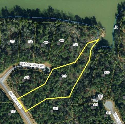 110 Beacon Ridge Drive, Connelly Springs, NC 28612 (MLS #3672343) :: RE/MAX Journey