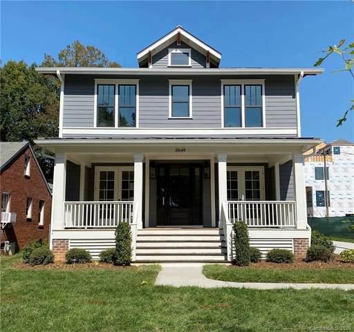 2649 Chesterfield Avenue, Charlotte, NC 28205 (#3566608) :: Ann Rudd Group
