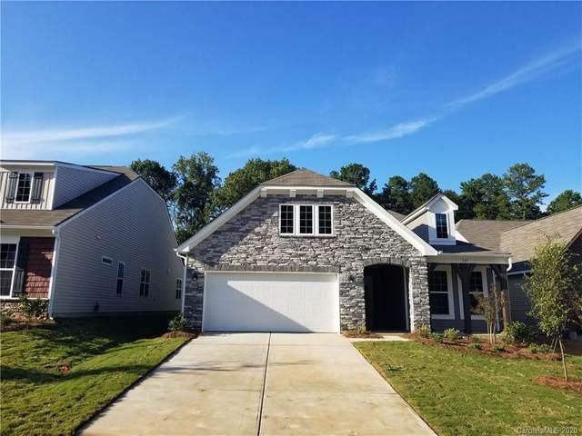 123 Goodleigh Lane #13, Mooresville, NC 28115 (#3635371) :: Johnson Property Group - Keller Williams