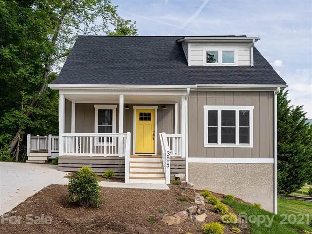 305 Magnolia Ridge Road, Swannanoa, NC 28778 (#3701797) :: Carolina Real Estate Experts