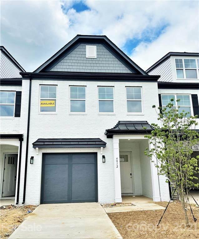 4812 Blanchard Way Lot 8, Charlotte, NC 28226 (#3708112) :: Willow Oak, REALTORS®