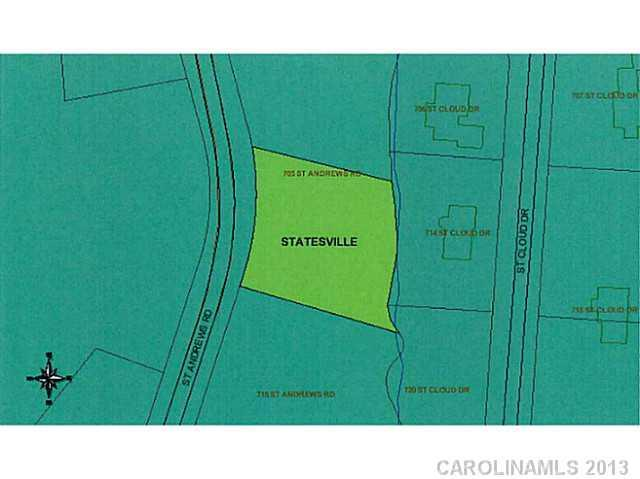 705 Saint Andrews Road Lot#429, Statesville, NC 28677 (#2130260) :: Carver Pressley, REALTORS®
