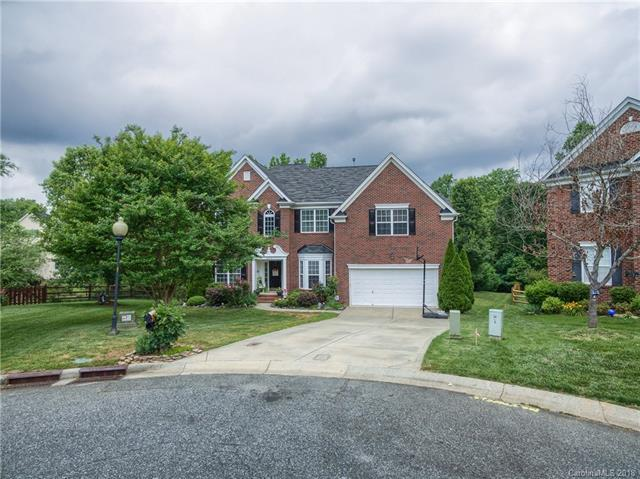 5802 Checkerberry Lane, Huntersville, NC 28078 (#3389785) :: Odell Realty